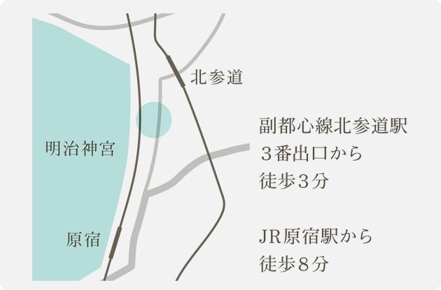 アクセス 地図